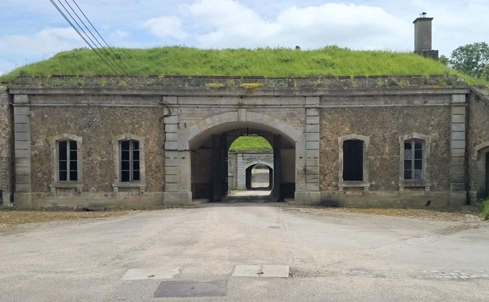 Fort militaire du Trou d'Enfer